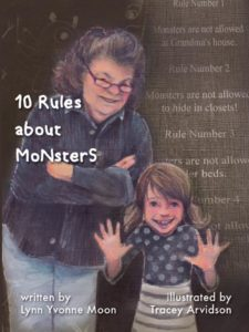 Cover for 10 Rules About Monsters